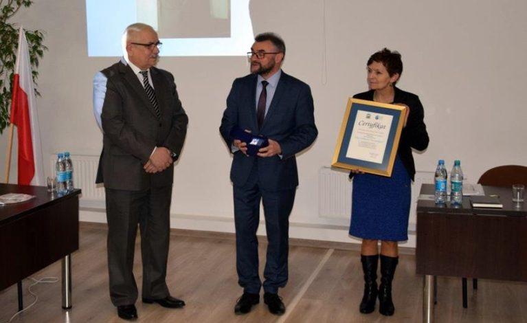 Czesław Tarczyński honorowym członkiem Związku Gmin Jurajskich