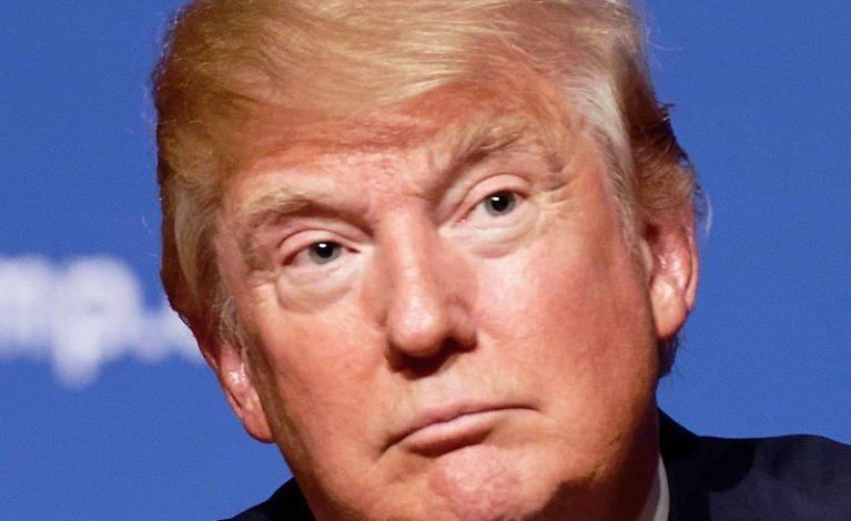 Nagi atak na Trumpa