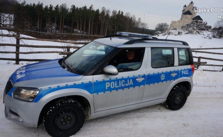 Skoda Yeti dla policjantów z Myszkowa i Kłobucka