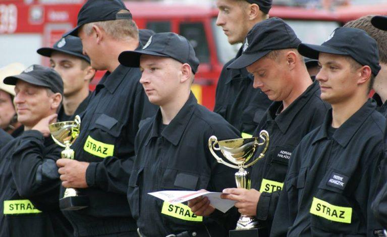 Najlepsi strażacy są w Bystrzanowicach