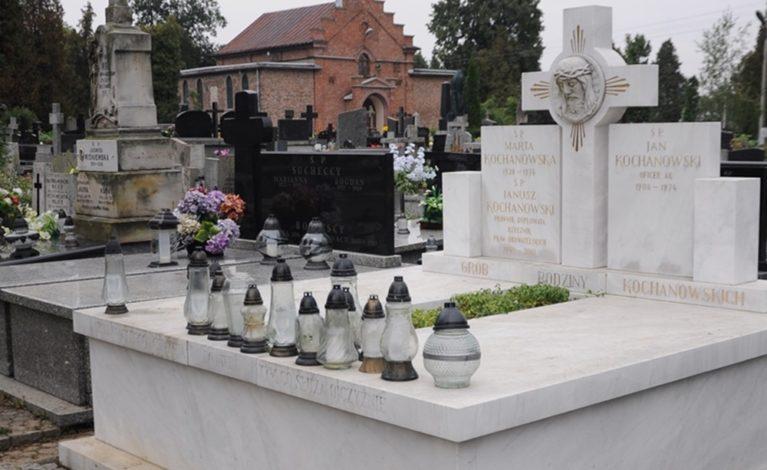 Kolejna ekshumacja ciała ofiary katastrofy smoleńskiej w Częstochowie