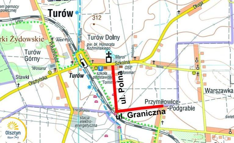 Będzie nowa droga Turów – Przymiłowice