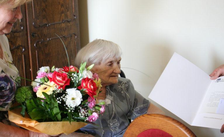 200 lat pani Marianno!