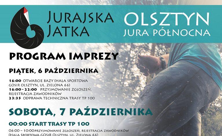 Jurajska Jatka w Olsztynie