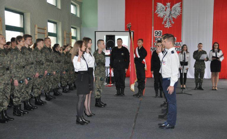 Sala gimnastyczna w Kochanowskim