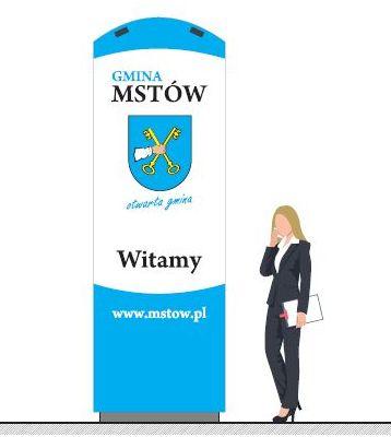 Nowe witacze w Mstowie