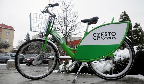Miejskie rowery wrócą wiosną