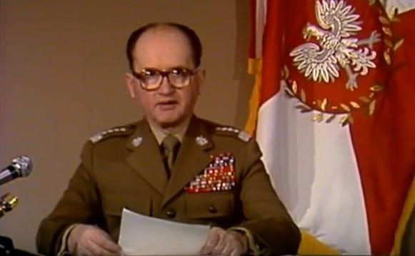 13 grudnia 1981 na ulicę wyjechały czołgi