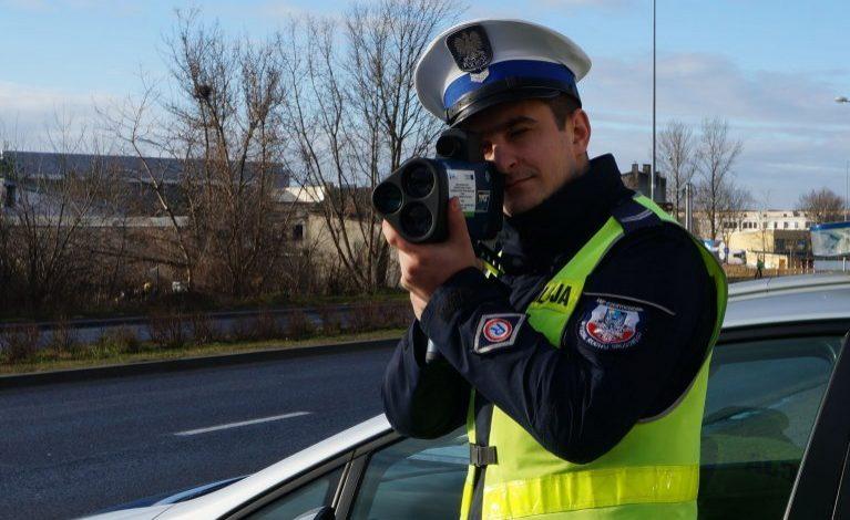 Nowy miernik prędkości dla częstochowskiej drogówki