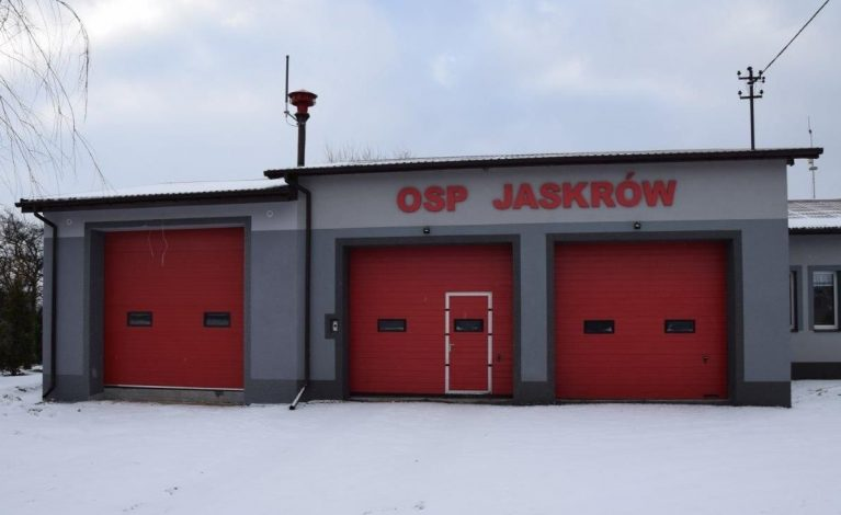 Nowy budynek dla strażaków