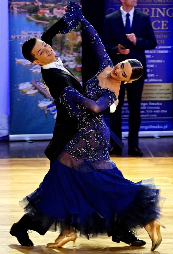 Sukces tancerza z Poczesnej