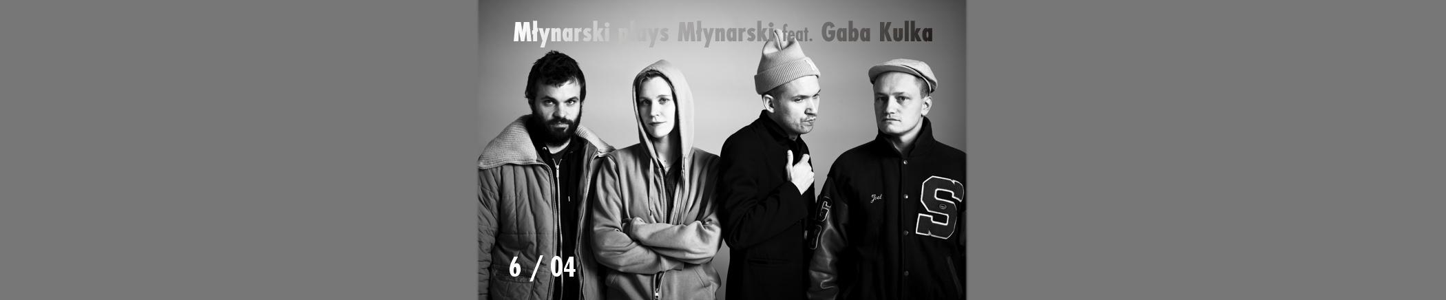 Na scenie Gaba Kulka i Jan Młynarski