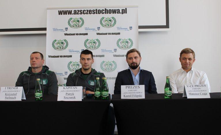 AZS powalczy w sobotę we Wrześni o finał I ligi