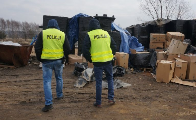 Nielegalny tytoń i papierosy o wartości blisko 7 mln złotych!