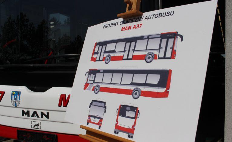 Kolejne nowe autobusy