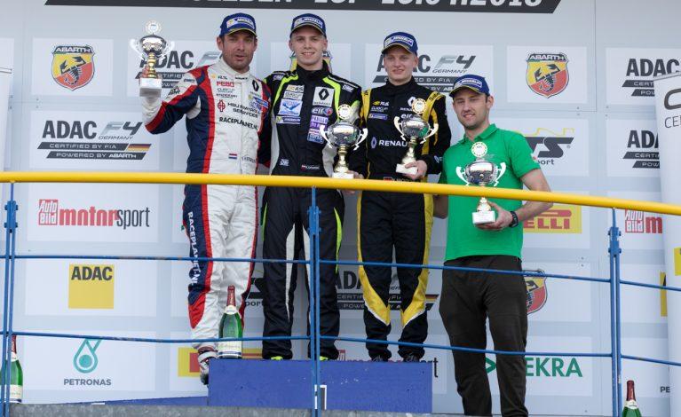 Dobry początek BM Racing Team w prestiżowej serii Clio Cup Central Europe