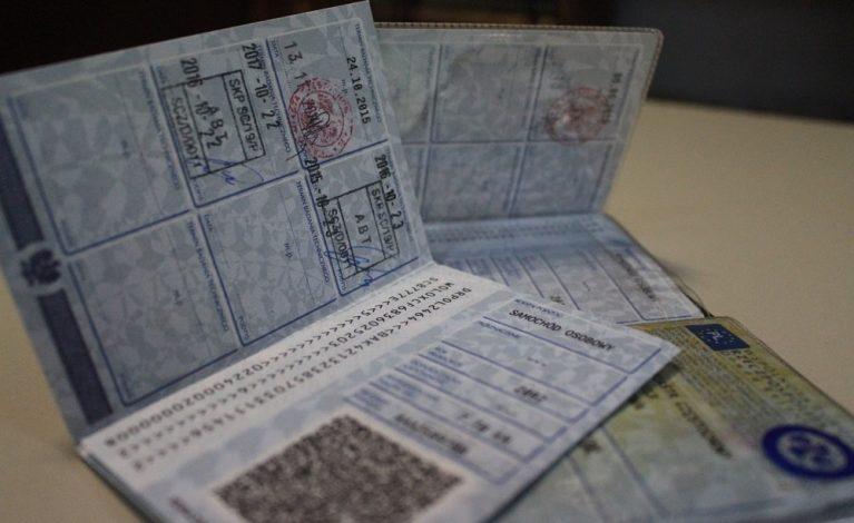 Bez dokumentów i w drogę