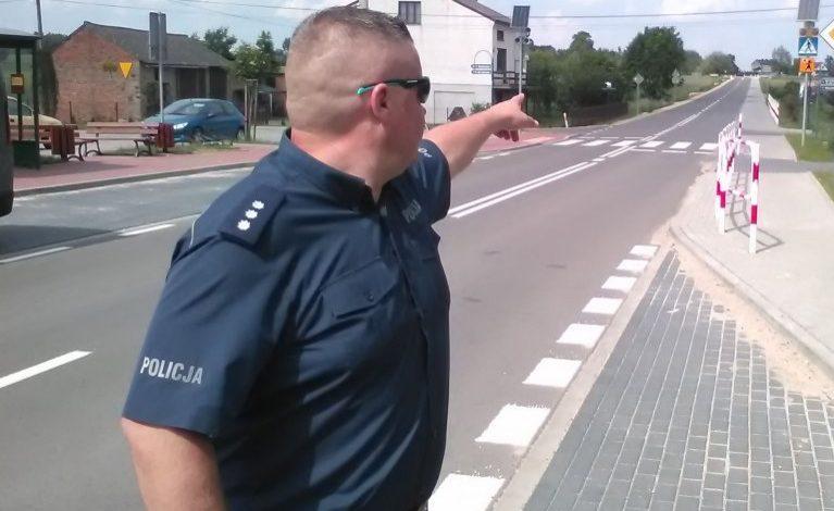 Policjanci wzięli udział w przeglądzie dróg powiatowych