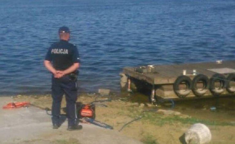 Dwa ciała znalezione w zbiornikach wodnych