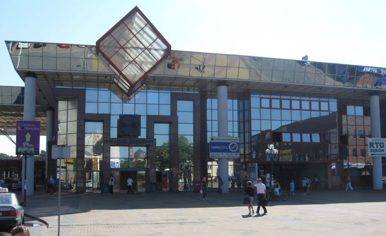 Konkurs na przebudowę dworca kolejowego