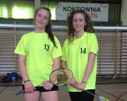Sukces olsztyńskich badmintonistek