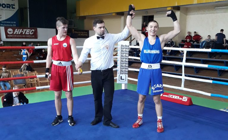 Zwycięstwa częstochowskich bokserów w Żywcu