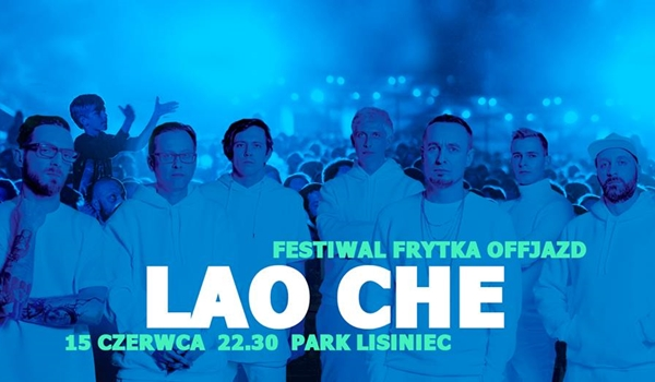 Lao Che na frytkowej scenie