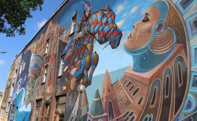Monumentalny mural