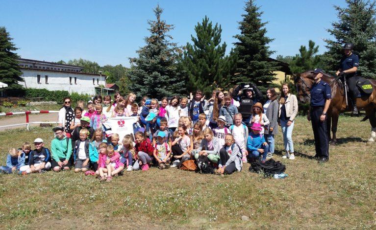 Gościli dzieci i młodzież z Białorusi