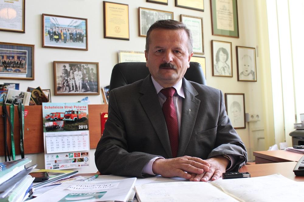 Gmitruk nowym przewodniczącym sejmiku