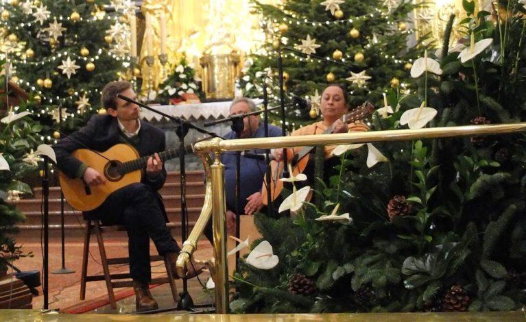 Świąteczny koncert romski