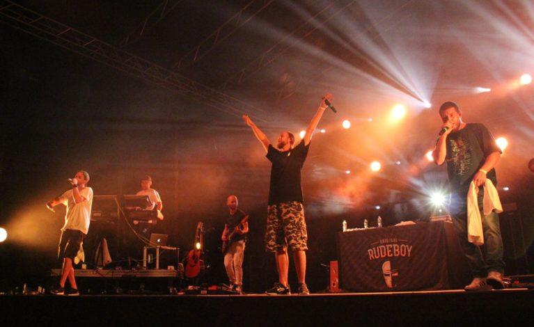 W Częstochowie królował hip-hop