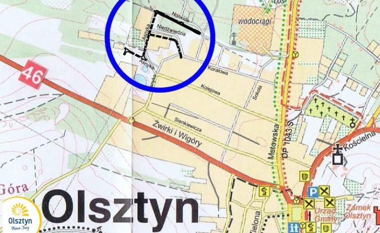 Będzie dofinansowanie na remonty ulic w Olsztynie