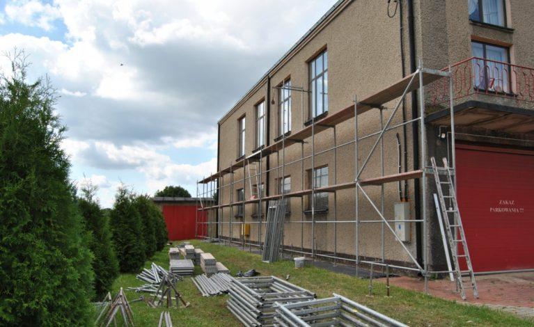 Budynek OSP zostanie przebudowany