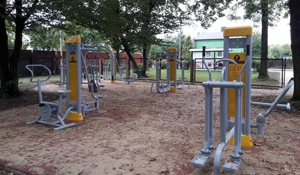 Nowa siłownia na Zawodziu