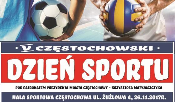 Gwiazdy polskiej siatkówki na Częstochowskim Dniu Sportu