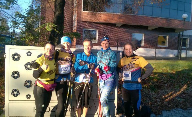 Częstochowscy kijkarze z mistrzowskimi tytułami w maratonie górskim