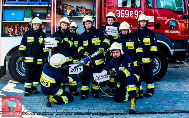 Strażacy potrzebują pomocy!