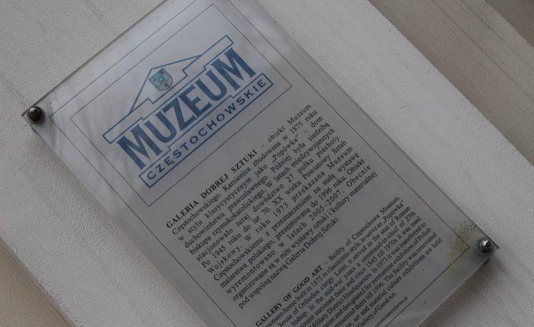Muzeum Częstochowskie z nowym dyrektorem