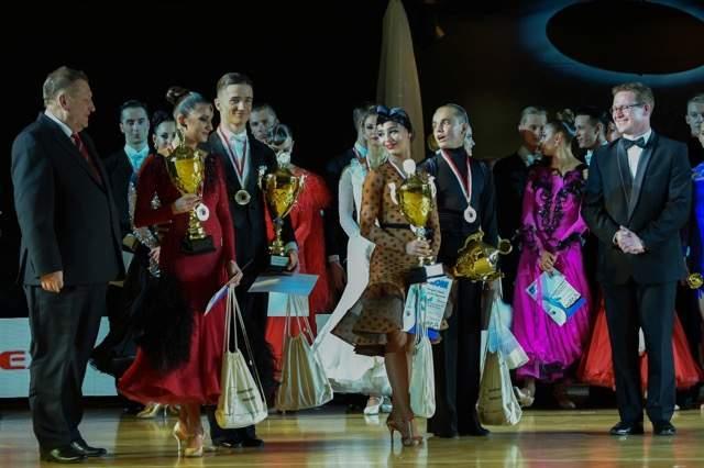Tancerze z całej Polski w Rędzinach