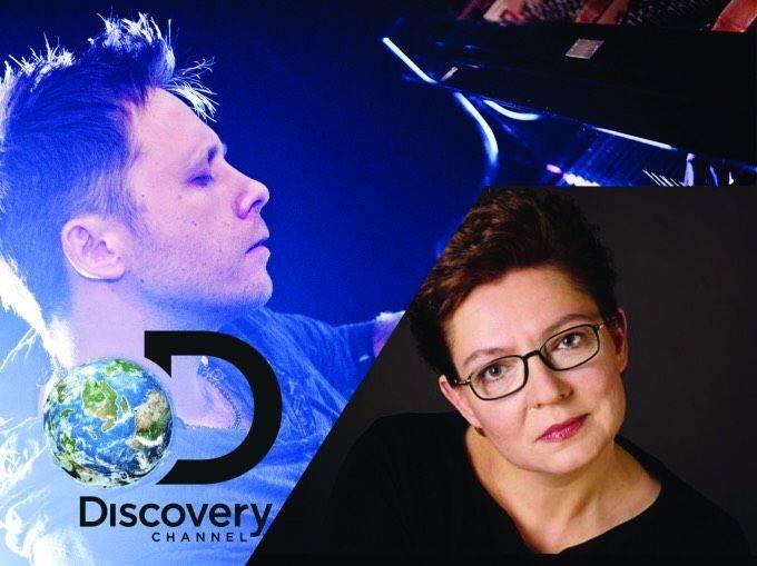 Discovery & Movie z udziałem Krystyny Czubówny