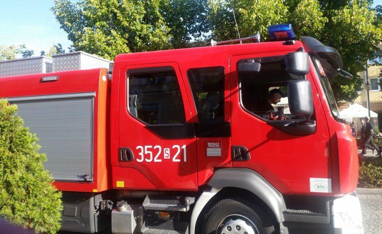 Dotacja na sprzęt dla strażaków