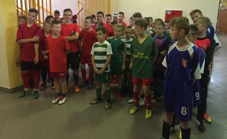 Młodzi adepci futbolu spotkali się w Koniecpolu