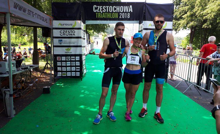 Triathlon w częstochowskim wydaniu