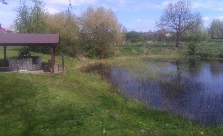 Zagospodarują teren wokół zbiorników