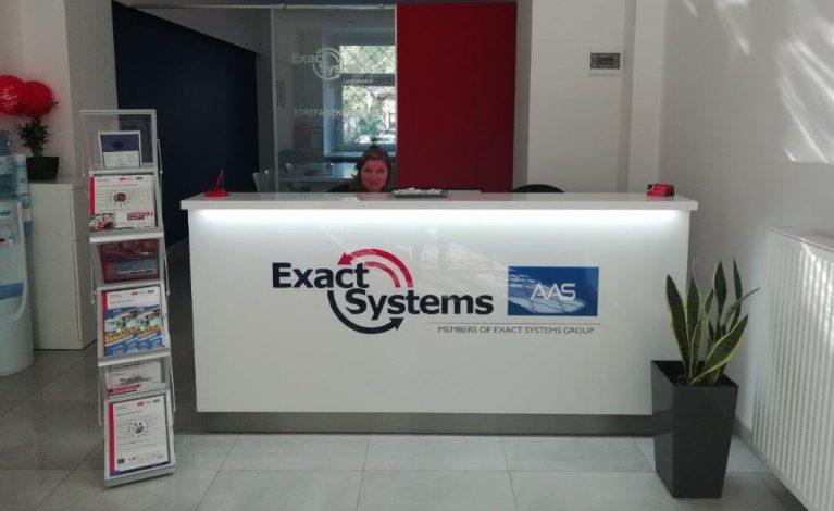 Exact Systems rekrutuje