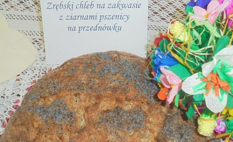 Wyróżnienie dla zrębskiego chleba