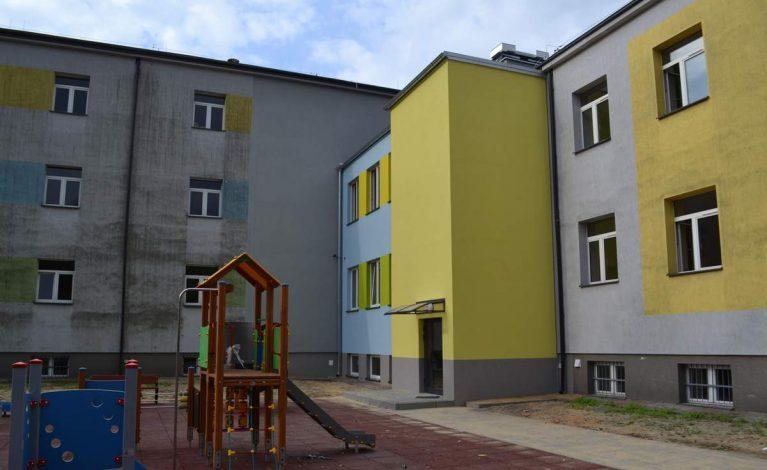 Nowe większe przedszkole już gotowe