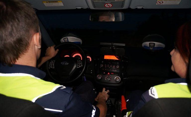 Pościg za pijanym kierowcą