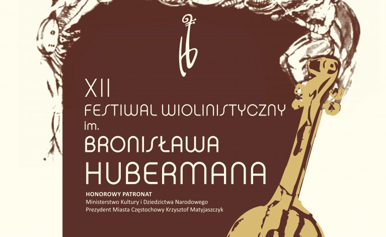 Dziś inauguracja Festiwalu wiolinistycznego im. Bronisława Hubermana
